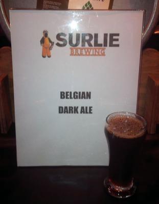 Big Ridge Casks Surlie Belgian Dark Ale