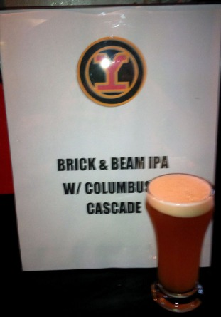 Big Ridge Casks Yaletown Brick And Beam IPA