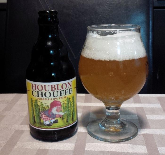 Brasserie d'Achouffe Houblon Chouffe