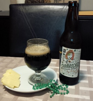 Granville Island Shamrockers Potato Stout