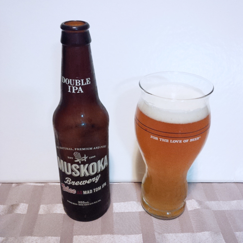Muskoka Twice as Mad Tom IPA2