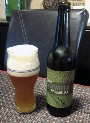 8 Wired Fresh Hopwired IPA