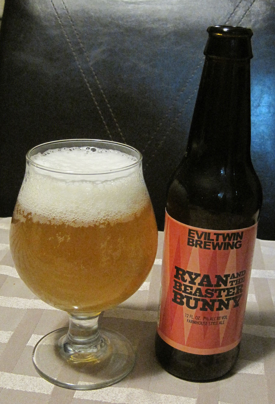 Import Craft Beers Evil Twin Ryan And The Beaster Bunny West