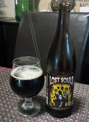 Parallel 49 Lost Souls Chocolate Pumpkin Porter