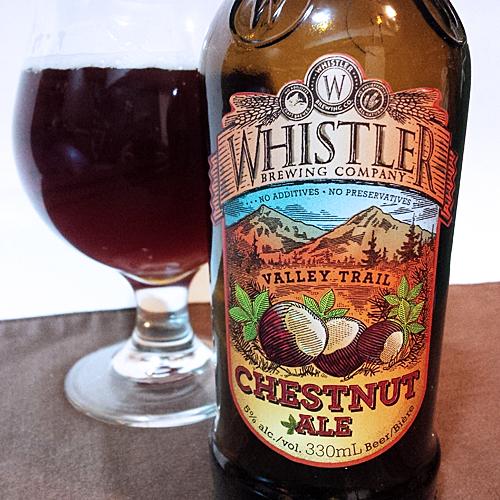 Whistler Chestnut Ale 2
