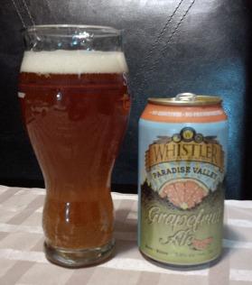 Whistler Grapefruit Ale