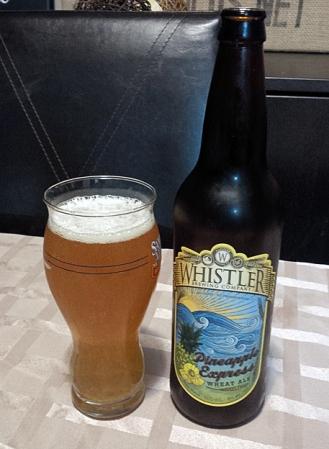 Whistler Pineapple Express