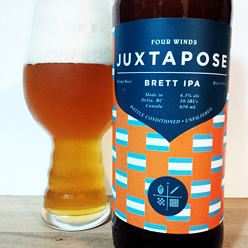 Four Winds Juxtapose Brett IPA v2