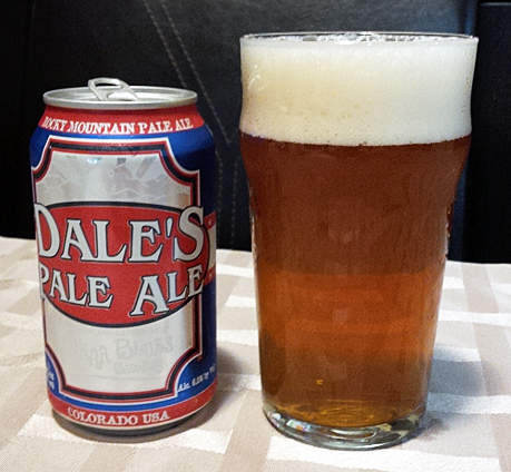 Oskar Blues - Dale's Pale Ale