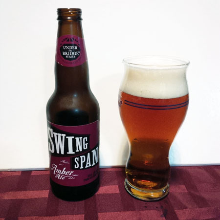 Granville Island Swing Span Amber Ale