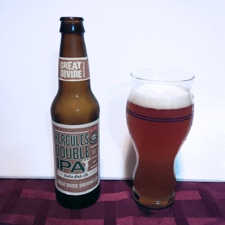 Great Divide Hercules DIPA