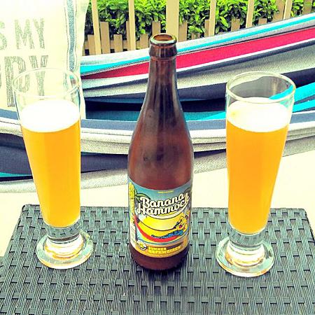 bc craft beer review  u2013 parallel 49 banana hammock summer hefeweizen   west coast beer geek bc craft beer review  u2013 parallel 49 banana hammock summer      rh   westcoastbeergeek