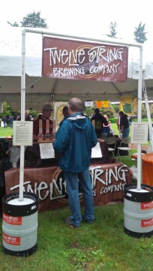 Twelve String Brewing, great Whiskey and Tequila Barrel offerings