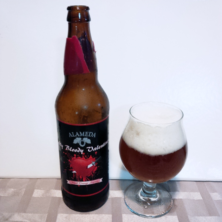 Alameda My Bloody Valentine Blood Orange Saison