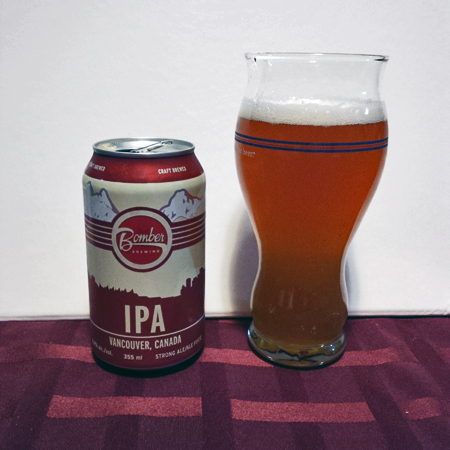 Bomber Brewing IPA