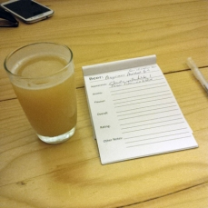 Magicians Assistant Experimental Sour with Nelson Sauvin Hops