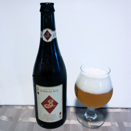 Brooklyn Brewing Sorachi Ace