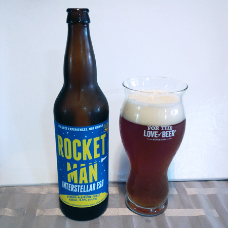 Deadfrog Rocket Man Interstellar ESB