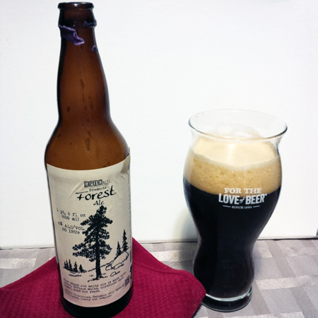 Epic Ales Forest Ale