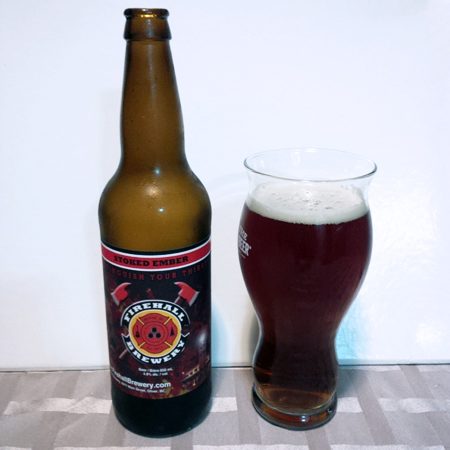Firehall Brewery - Stoked Ember Ale
