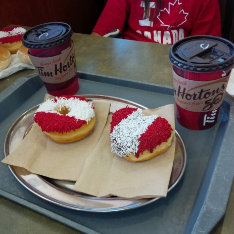 Canada Day Tradition
