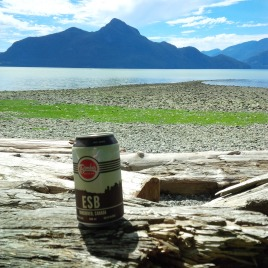 Beer on the beach > almost anything