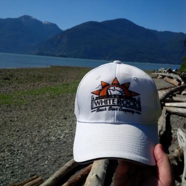 New camping hat and great nano-nano brewery