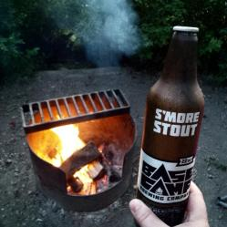 Quintessential camping beer