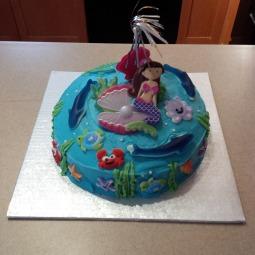 Cake making is fun