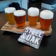 Steel & Oak Sampler
