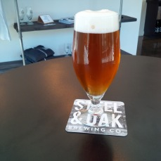 Steel & Oak Red Pilsner