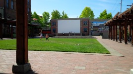 Outdoor park and theatre in Fairhaven