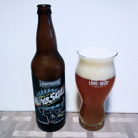 Lighthouse Brewery Numbskull Imperial IPA