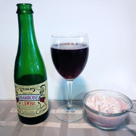 Lindemans Framboise Beer Pairing