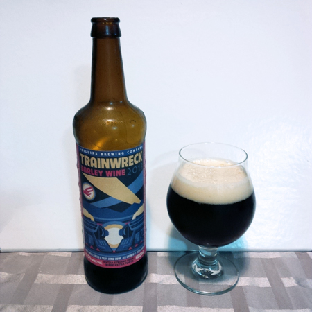 Phillips Trainwreck Barleywine