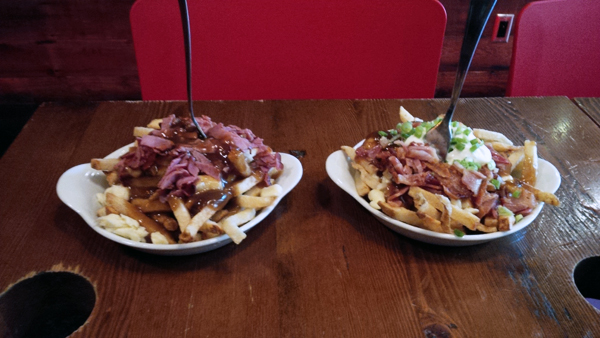 Spud Shack Poutine part IIa
