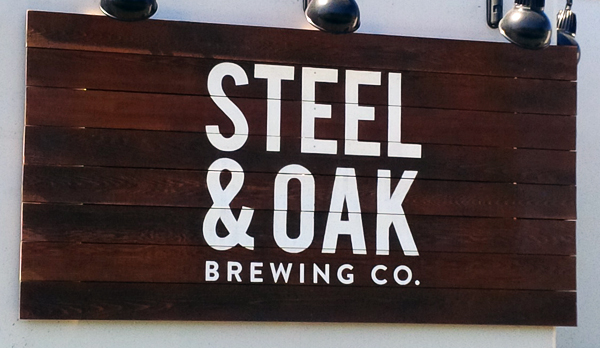 Steel and Oak 1