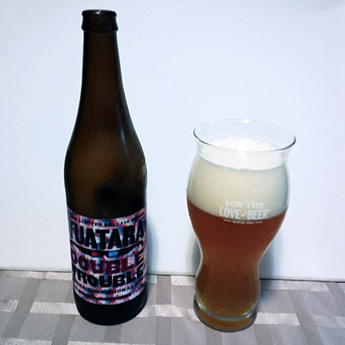 Tuatara Brewing - Double Trouble Imperial IPA