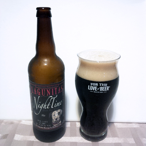 Laguinitas Night Time Ale