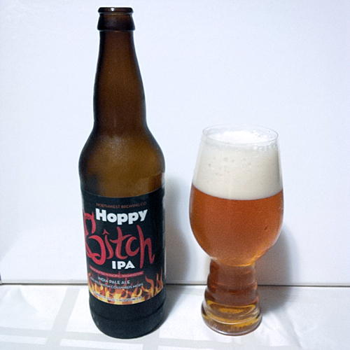 North West Brewing Company Hoppy Bitch IPA