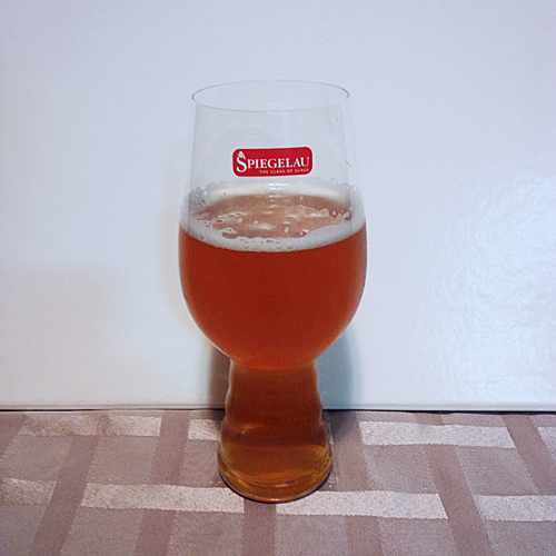 Beer Glass of IPA +2
