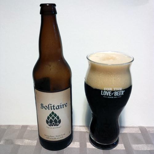 Surlie Brewing Solitaire