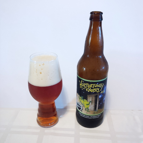 Caldera Hoportunity Knocks IPA
