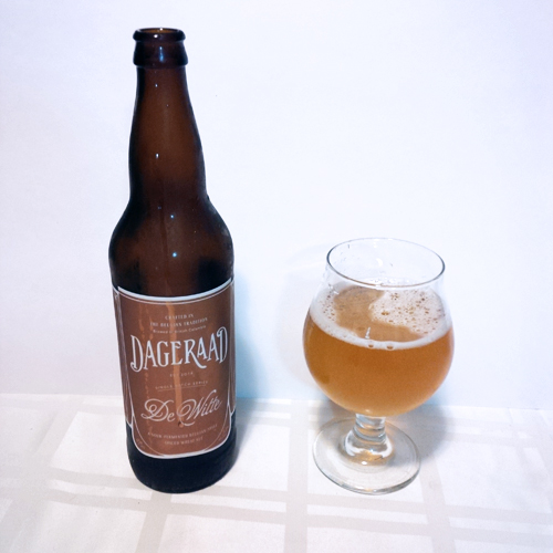 Dageraad De Witte Sour Fermented Belgian Wheat Ale