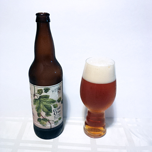 Hoyne Brewing Wolf Vine Fresh Hop Pale Ale