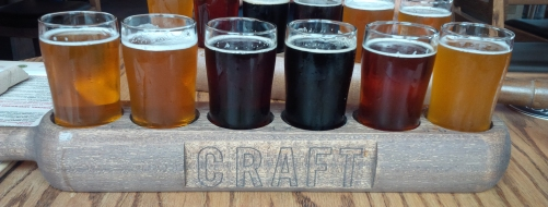 CRAFT sampler tray