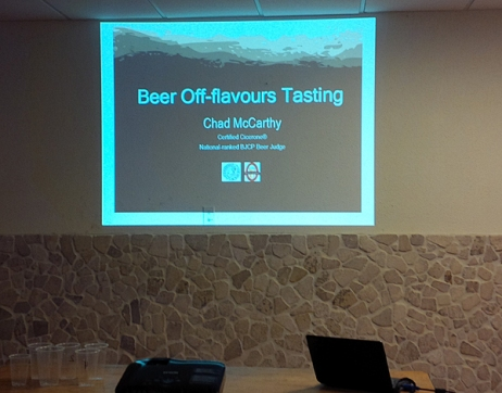 Off Flavours by Chad McCarthy National Ranked BJCP Judge
