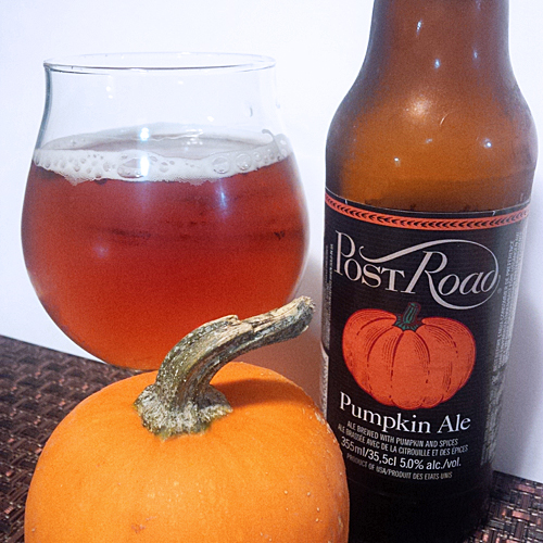 Brooklyn Brewing Post Road Pumpkin Ale