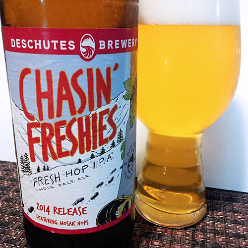 Deschutes Chasin Freshies