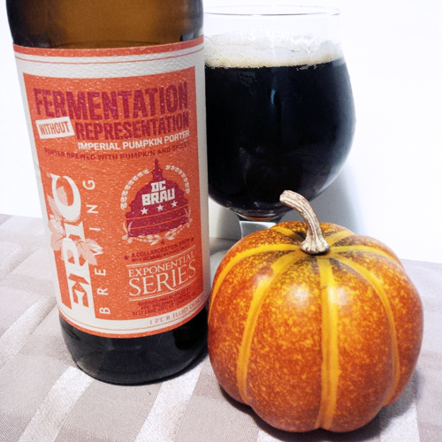 EPIC Imperial Pumpkin Porter
